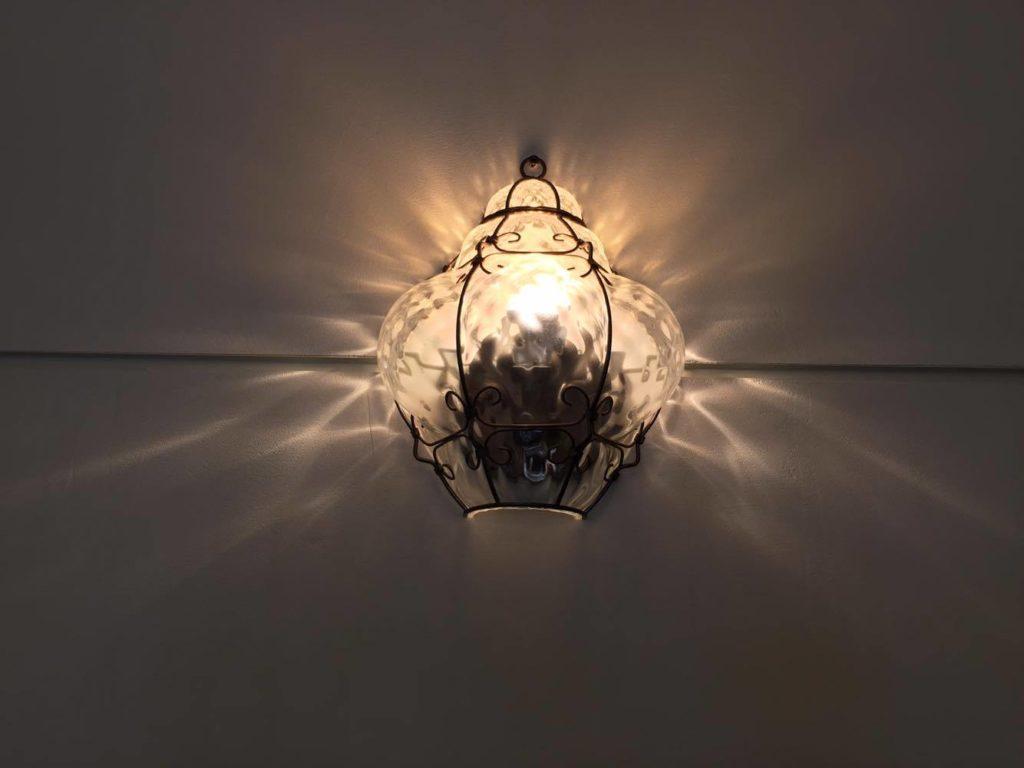 お店のライト