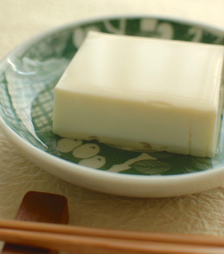 卵豆腐の完成