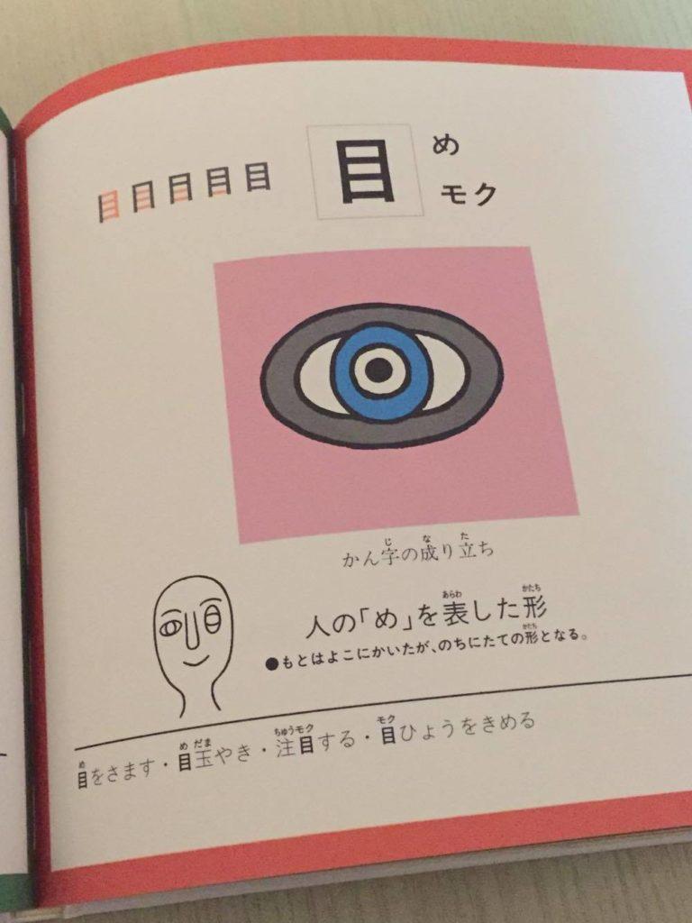 目のページ