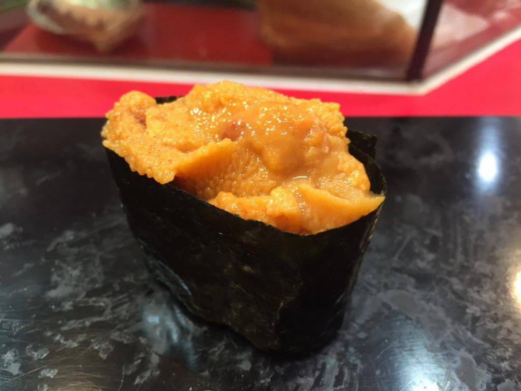 さくら寿司 ウニ
