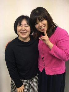 清水幹子先生と記念撮影