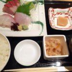 TOSA DINING おきゃくの高知鮮魚の刺身御膳