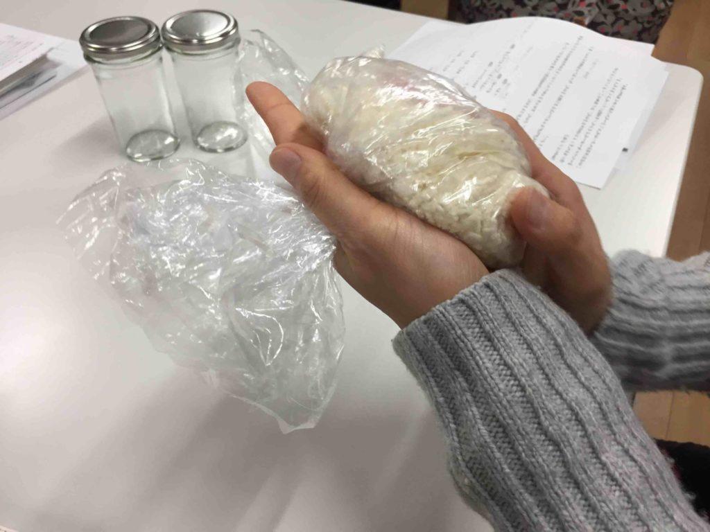 塩麹を作る