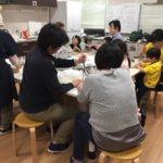 味噌作りの会の様子