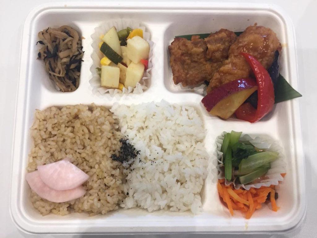 1日目のお昼ご飯
