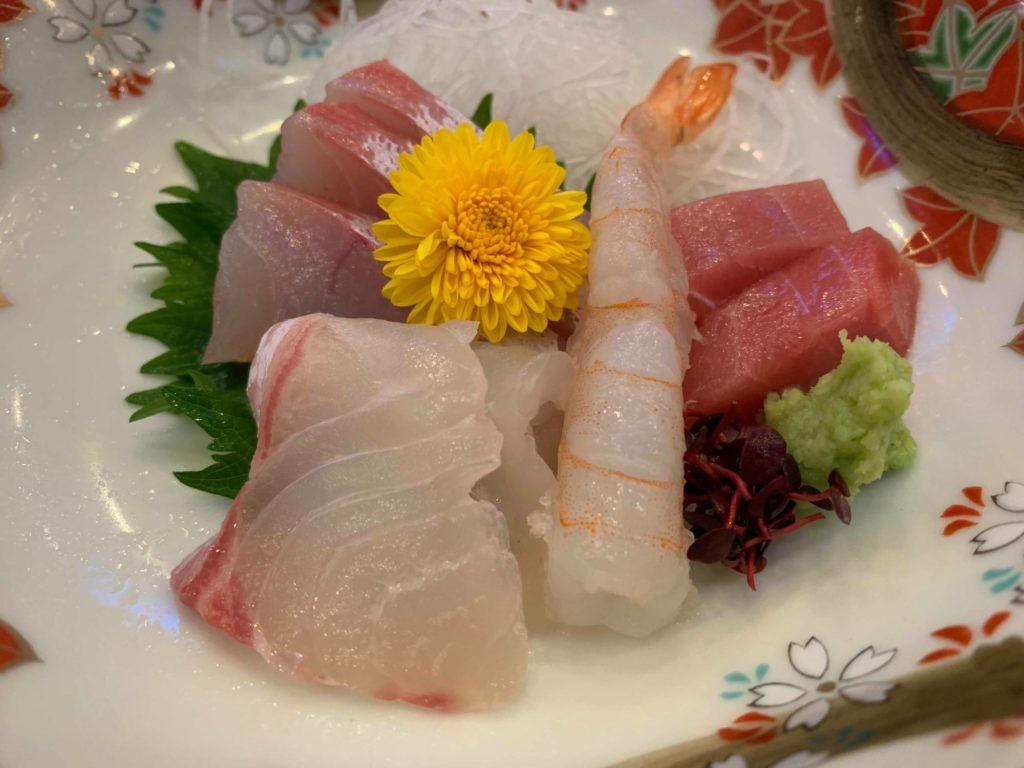 造里 平政 鯛 鮪 白虎海老
