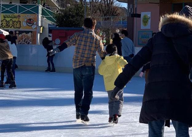 スケートの様子